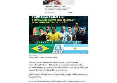 Koel - IG Esportes - 29/05/2020