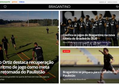 Léo Ortiz - Destaque Globoesporte.com - 15/07/2020