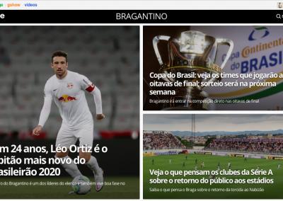 Léo Ortiz - Destaque Globoesporte.com - 25/09/2020