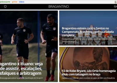 Léo Ortiz - Destaque Globoesporte.com - 27/02/2020