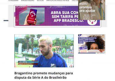 Léo Ortiz - Esporte Fantástico - 16/11/2019