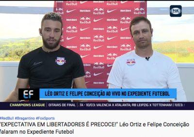Léo Ortiz - Fox Sports - 05/02/2020
