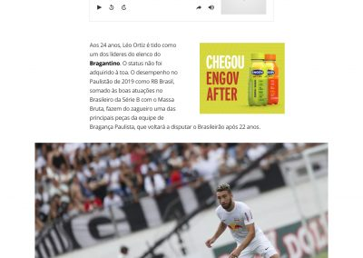 Léo Ortiz - Globoesporte.com - 03/03/2020