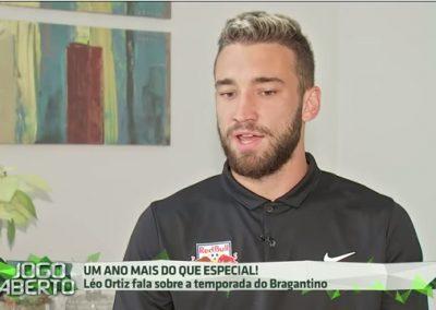 Léo Ortiz - Jogo Aberto - 04/02/2020