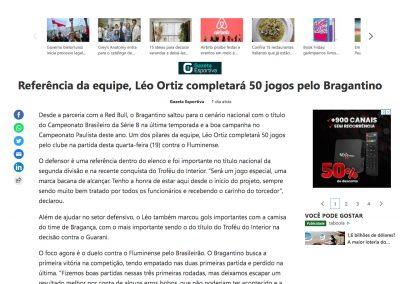 Léo Ortiz - MSN - 18/08/2020
