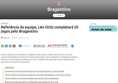 Léo Ortiz - Terra - 18/08/2020