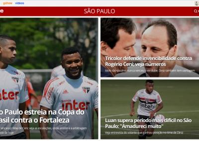 Luan - Destaque Globoesporte.com - 14/10/2020
