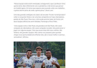 Luan - Esporte Interativo - 18/04/2020