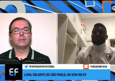 Luan - Expediente Futebol - 28/07/2020