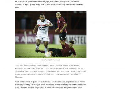 Luan - Gazeta Esportiva - 04/11/2020