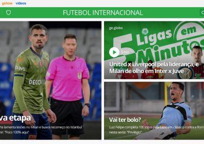 Luiz Felipe - Destaque Globoesporte.com - 15/01/2021