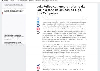 Luiz Felipe - ESPN - 24/07/2020