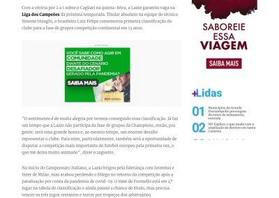 Luiz Felipe - NDMais - 24/07/2020