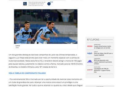 Luiz Felipe - R7 - 15/01/2021