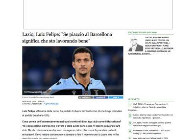 Luiz Felipe - Tutto Mercato - 08/05/2020