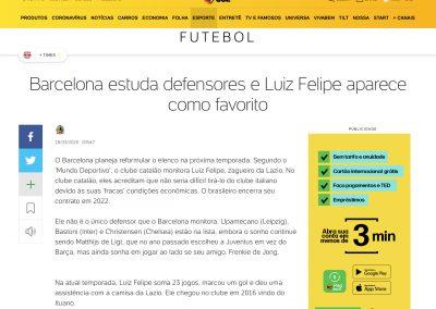 Luiz Felipe - Uol - 18/03/2020