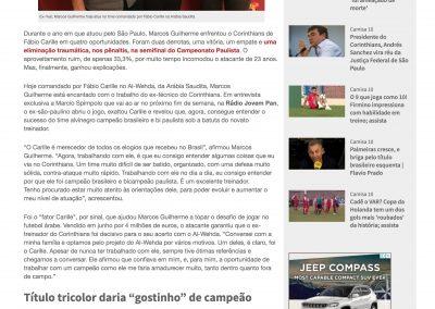 Marcos Guilherme - Rádio Jovem Pan - 06/09/2018