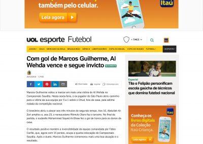Marcos Guilherme - UOL- 26/10/2018