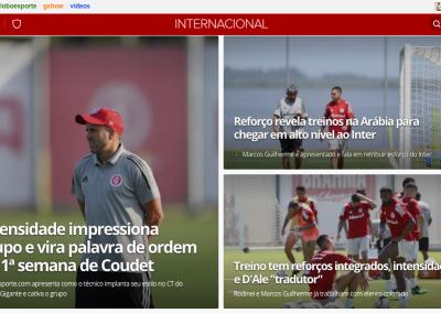 Marcos Guilherme - Destaque Globoesporte.com - 14/01/2020