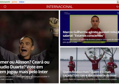 Marcos Guilherme - Destaque Globoesporte.com - 21/04/2020