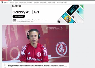 Marcos Guilherme - ESPN - 12/02/2020