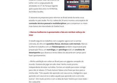 Marcos Guilherme - Globoesporte.com - 14/01/2020