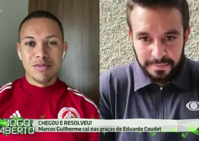 Marcos Guilherme - Jogo Aberto - 16/04/2020