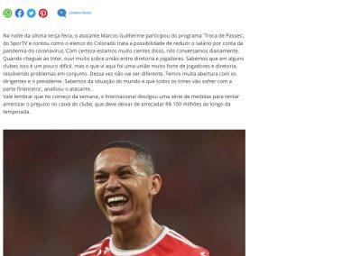 Marcos Guilherme - Terra - 22/04/2020