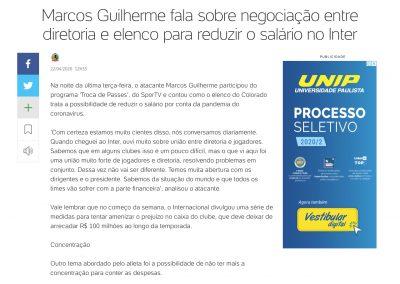 Marcos Guilherme - Uol - 22/04/2020