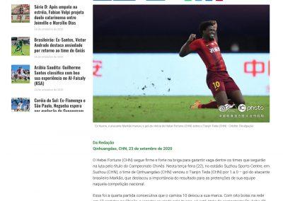 Markão - Diário da Bola - 23/09/2020
