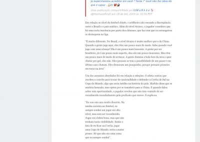 Markão - ESPN - 20/10/2020