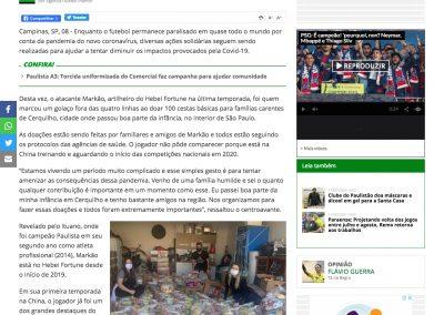 Markão - Futebol Interior - 08/05/2020
