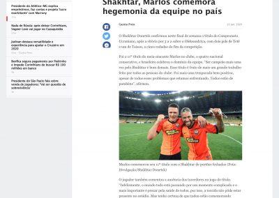 Marlos - ESPN - 22/06/2020