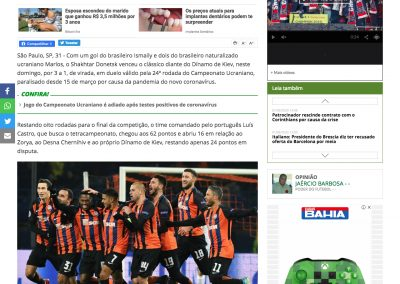 Marlos - Futebol Interior - 31/05/2020
