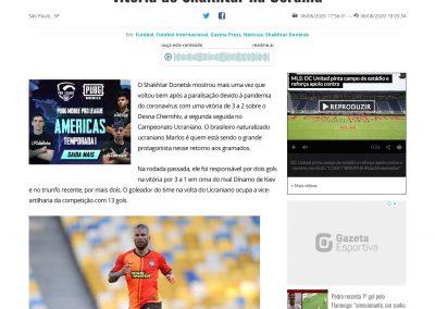 Marlos - Gazeta - 06/06/2020