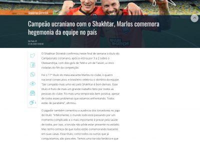 Marlos - Gazeta - 22/06/2020