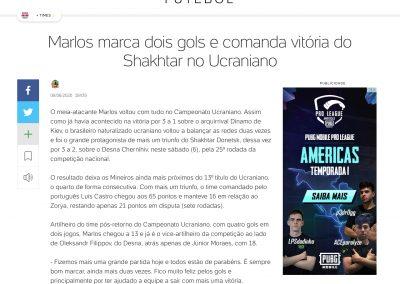 Marlos - Uol - 06/06/2020