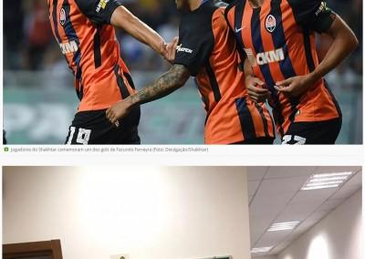Marlos - Globo Esporte - 15/07/2017