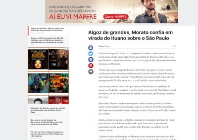 Morato - ESPN - 26/03/2019
