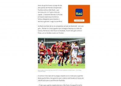 Morato - GloboEsporte.com - 26/03/2019