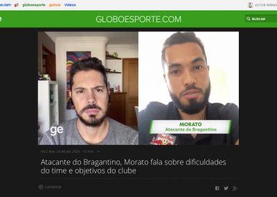 Morato - Globoesporte.com - 24/04/2020