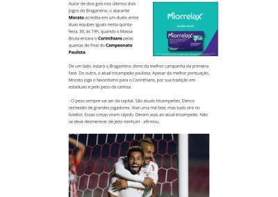Morato - Globoesporte.com - 30/06/2020