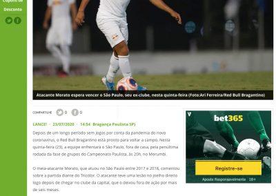 Morato - Lance - 23/07/2020