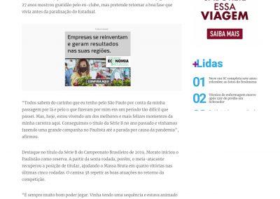 Morato - ND Mais - 23/07/2020