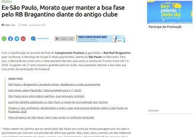 Morato - Terra - 23/07/2020