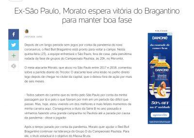 Morato - Uol - 23/07/2020