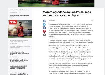 Morato - ESPN - 08/08/2018