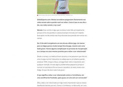 Morato - GloboEsporte.com - 25/03/2018