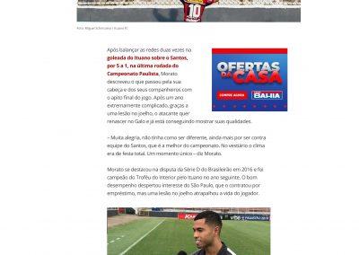 Morato - GloboEsporte.com - 04/02/2019