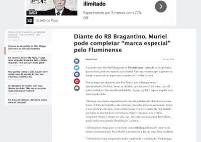 Muriel - ESPN - 18/08/2020